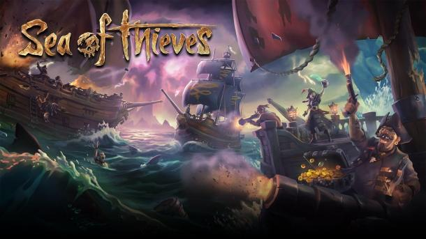 Live-action трейлер игры Sea of Thieves Sea of Thieves
