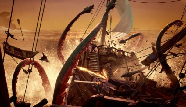 Тизер обновления Cursed Sails для Sea of Thieves Sea of Thieves